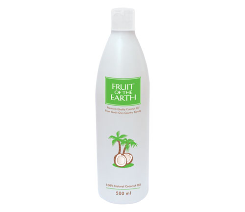 Fruit of the Earth Coconut Oil