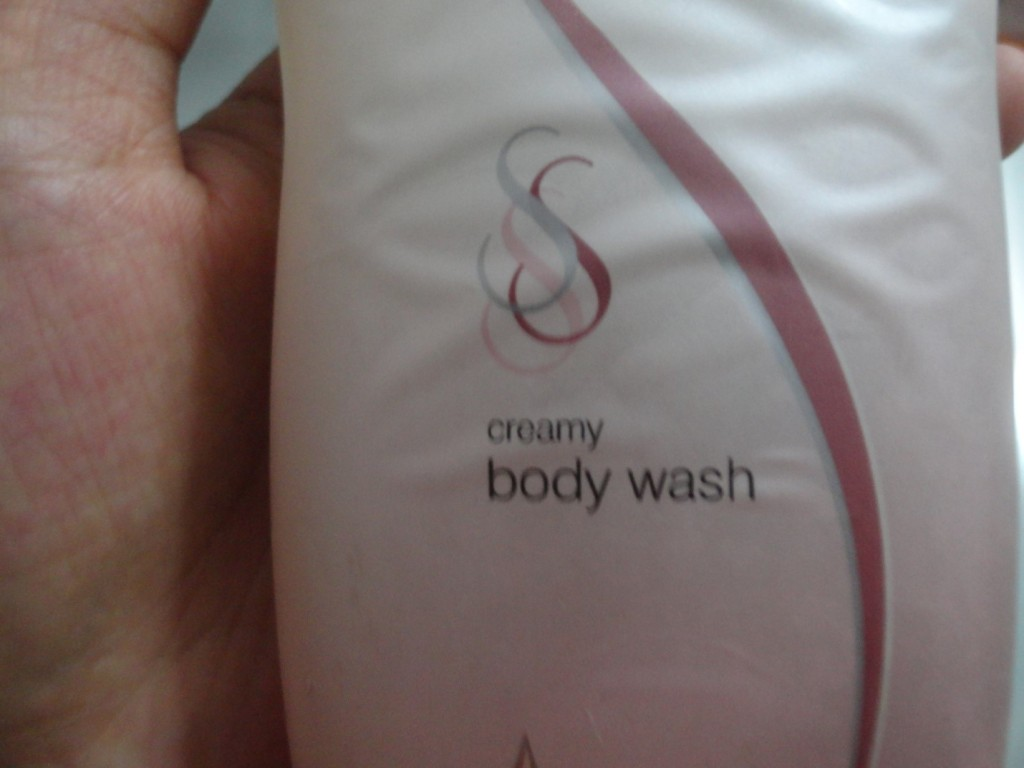 Avon skin so soft original body wash