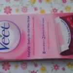 veet easy grip wax strips