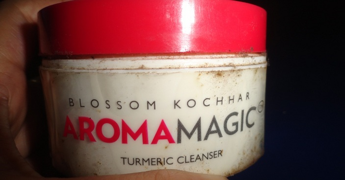 Aroma Magic Turmeric Cleanser Review