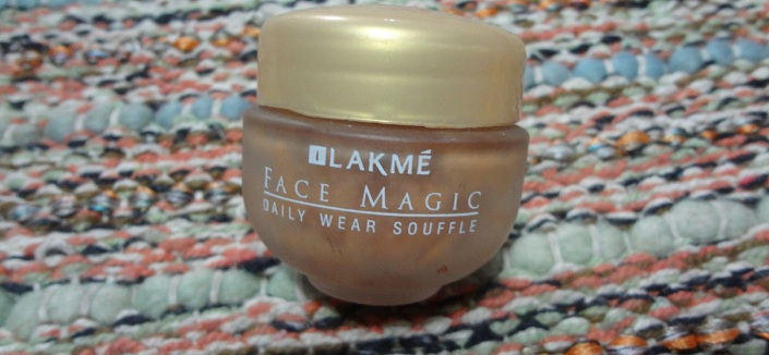 Lakme Face Magic Daily Wear Souffle Review