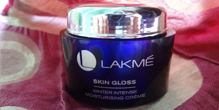 Lakme Skin Gloss Winter Intense Moisturizing cream Review