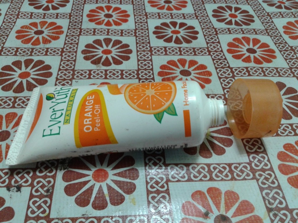 EverYuth Orange Peel-Off Mask