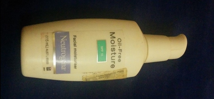Neutrogena Oil Free Moisture Facial Moisturizer Reviews