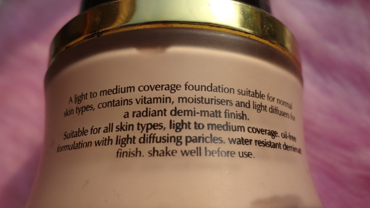 Olay Unifying and Balancing Foundation