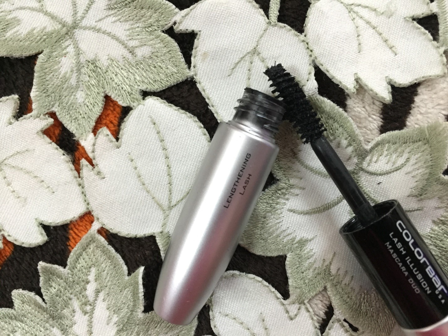 Colorbar Lash illusion Mascara duo
