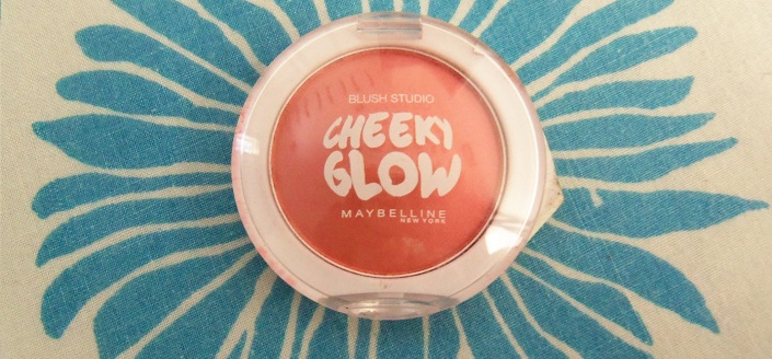 Maybelline Fresh Coral Cheeky Glow Blush Reviews