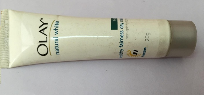 Olay Natural White Healthy Fairness Day Cream Reviews