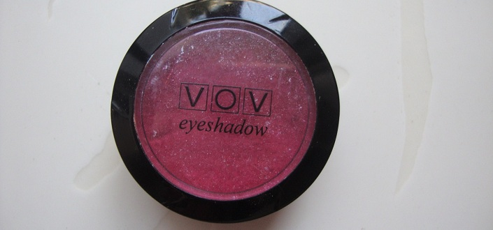 VOV Pink Eye Shadow Reviews
