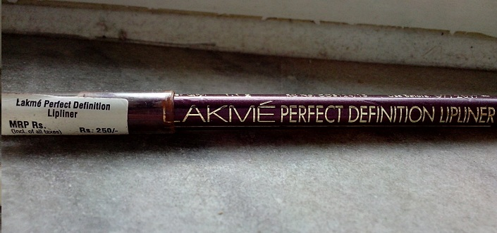 Lakme Perfect Definition Lip Liner 02 WALNUT Reviews