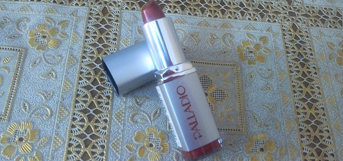 Palladio herbal lipstick shade Flame Reviews