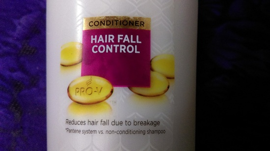 Pantene Pro-V Conditioner Hair fall Control