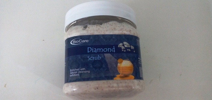 Biocare Diamond Scrub Reviews