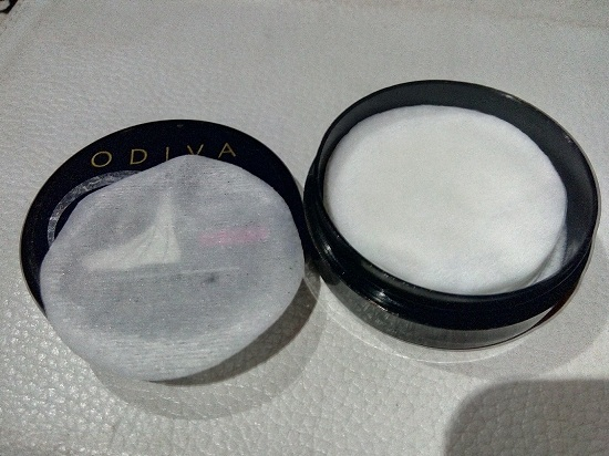 Odiva Nail Remover Round Wipes