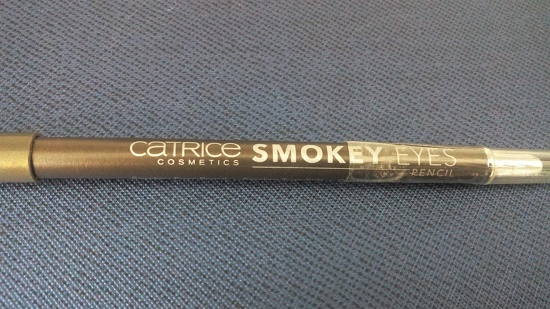 Catrice cosmetics smokey eyes pencil shade 30