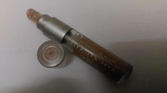 Loreal Bare Naturale Gentle Lip Conditioner