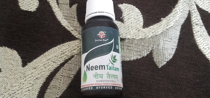 Axiom Ayurveda Neem Oil Review