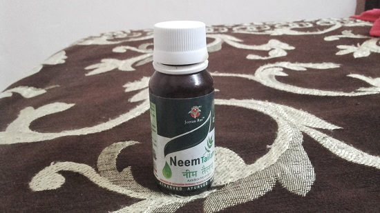 Axiom Ayurveda Neem Oil