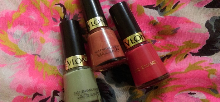 Revlon Nail Enamel Review
