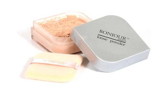 Bonjour Paris Loose Powder