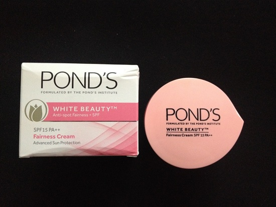 Ponds White Beauty Anti-Spot Fairness with SPF